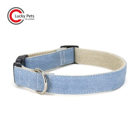 hemp collar for dog