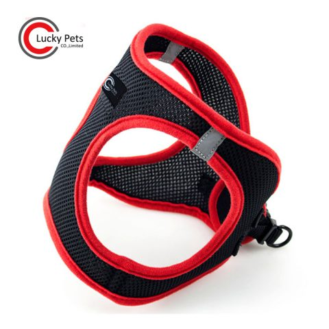 mesh dog harness vest