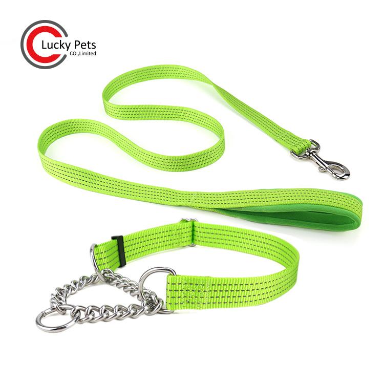 dog leash collar
